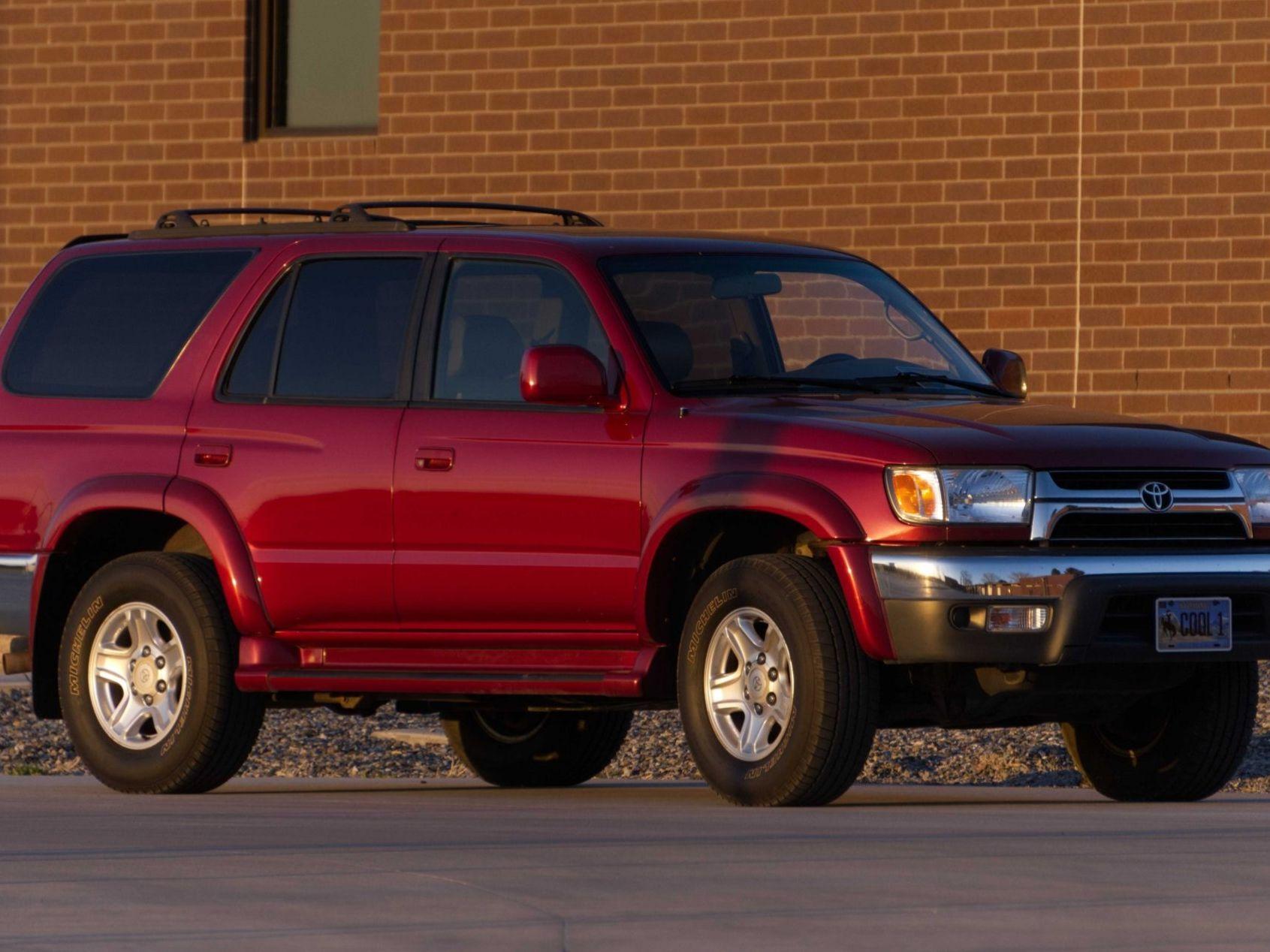 2002 Toyota 4RUNNER SR5 4×4