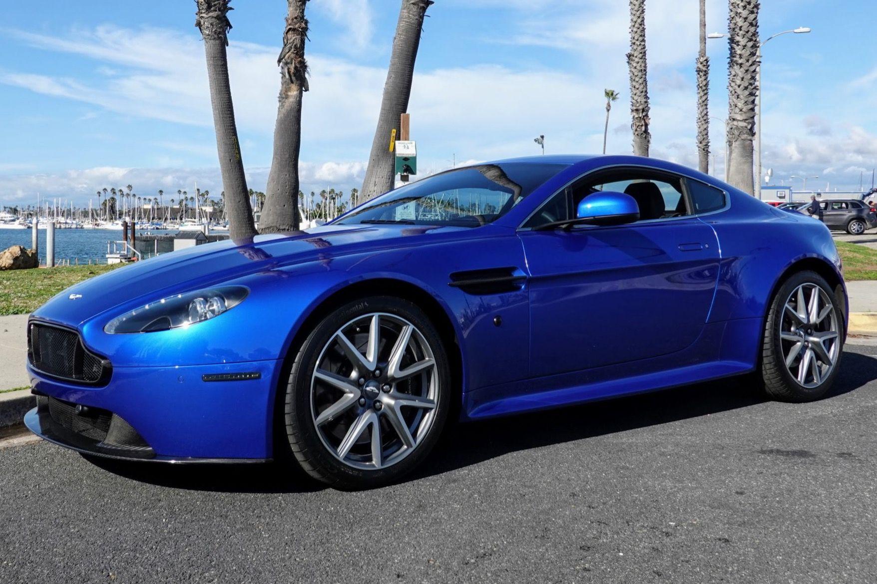 2012 Aston Martin V8 Vantage S Vin Scfekbdl9cgc16123 Classic Com