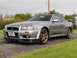 1999 Nissan Skyline (R34) GT-R V-Spec