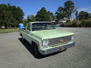 1975 Chevrolet Scottsdale Lb