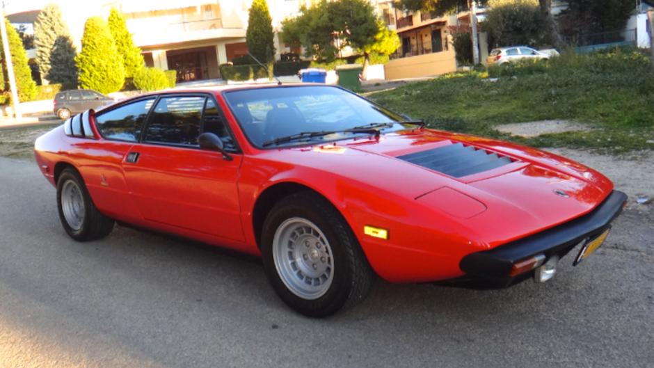 1976 Lamborghini Urraco P200