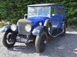 1928 Rolls Royce 20HP Limousine by Park Ward