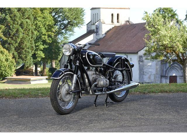 1965 BMW 594CC R50/2