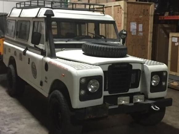 1982 Land Rover Series 110