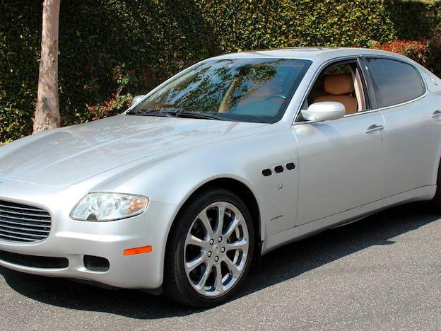 2006 Maserati Quattroporte GT