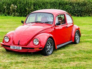 2001 VW Beetle 1.6 Classic