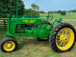1937 John Deere A