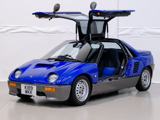 1993 Mazda Autozam AZ-1