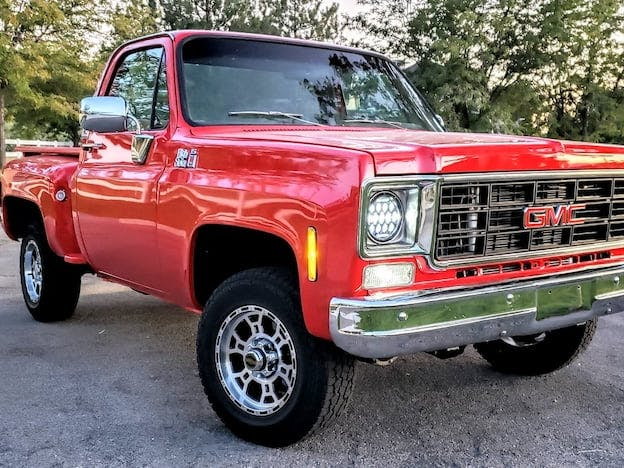1976 GMC High Sierra Pickup