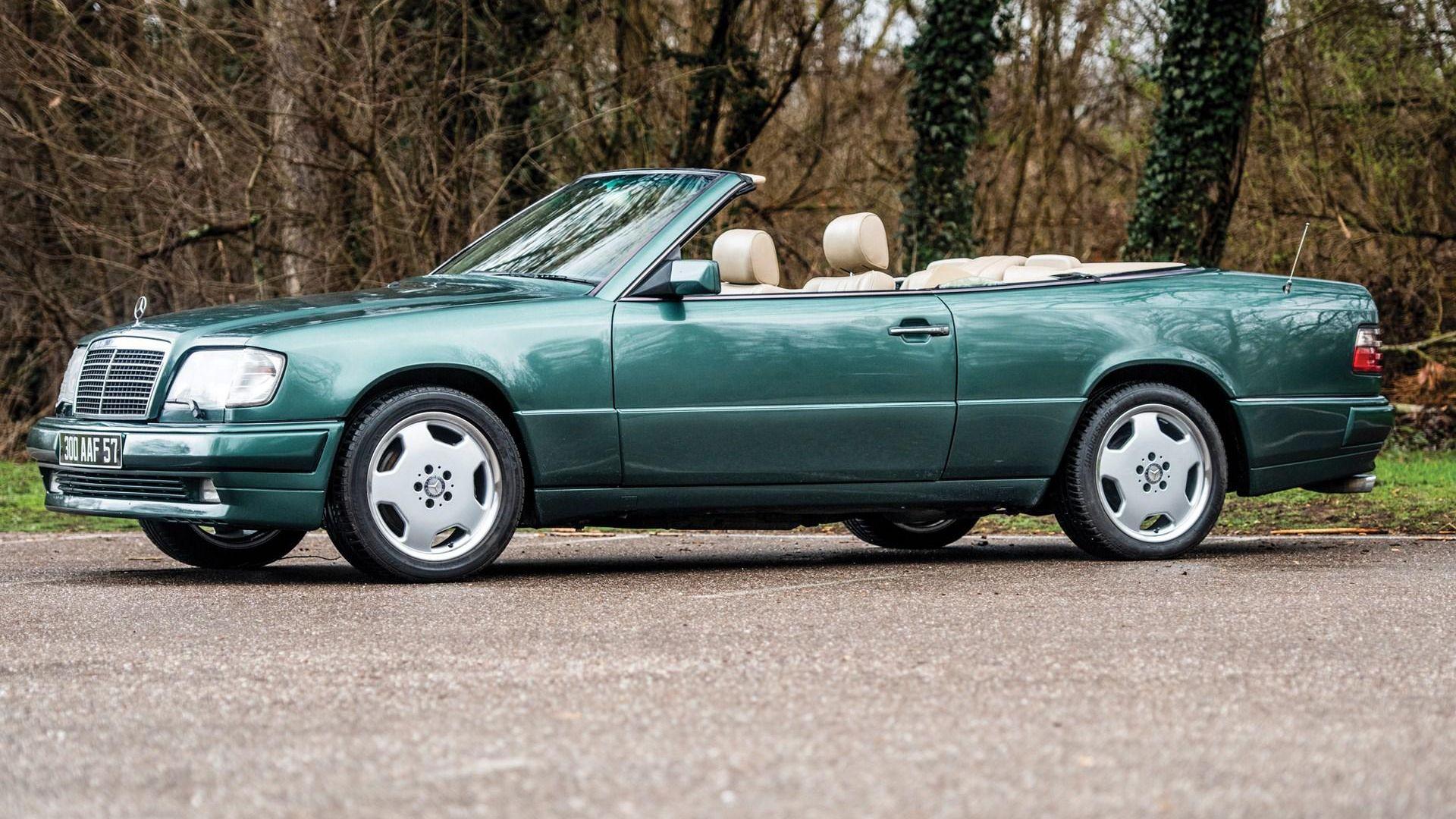 1994 mercedes benz e36 amg cabriolet vin wdb1240661c153574 classic com 1994 mercedes benz e36 amg cabriolet