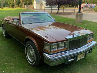 1978 Cadillac Seville San Remo Convertible