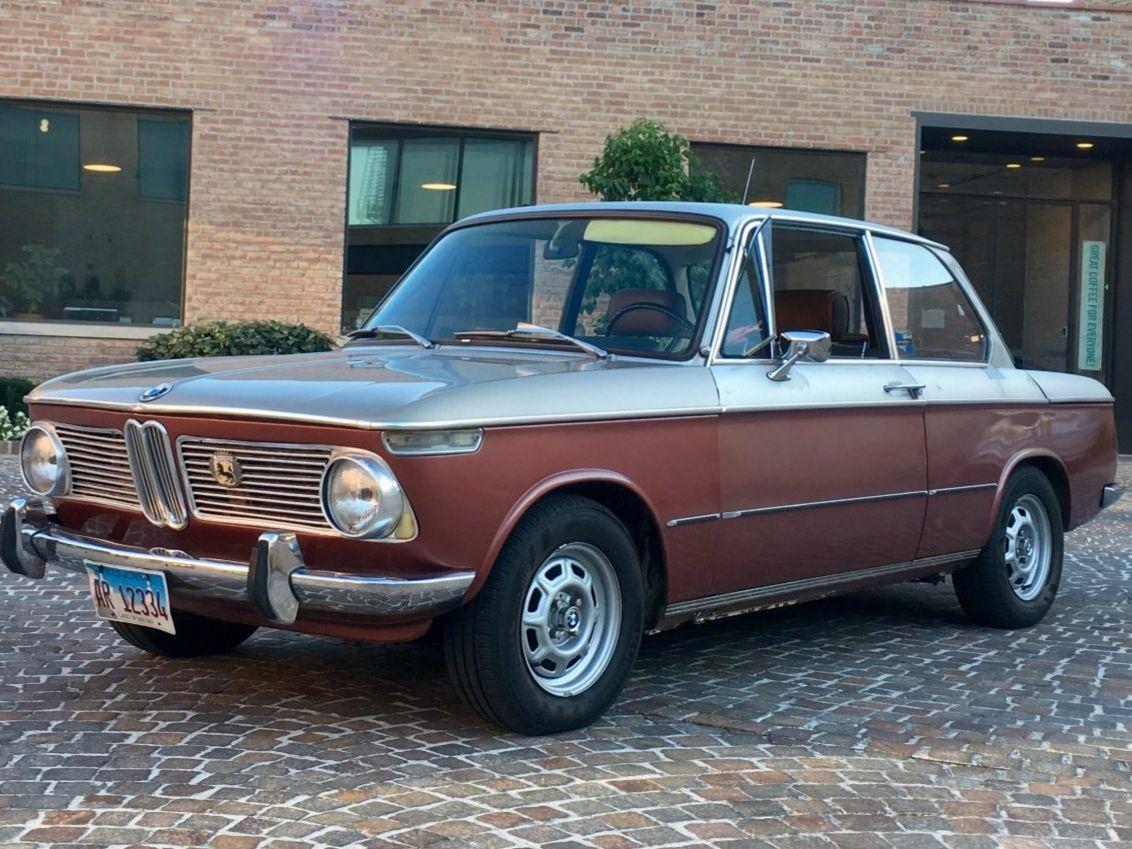 1967 BMW 1600-2
