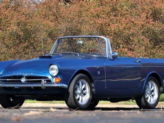 1964 Sunbeam Tiger MKI Roadster