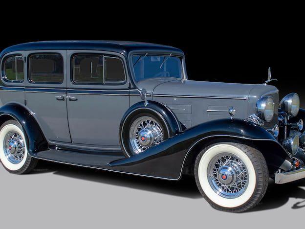 1933 Lasalle 345 C
