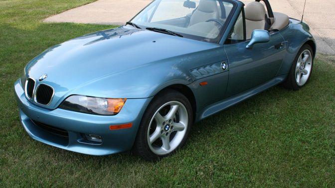 1998 BMW Z3 2.8 5-Speed