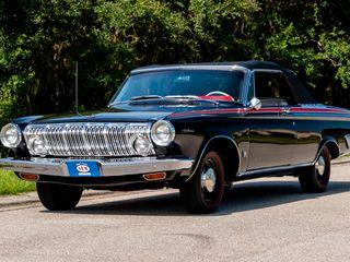 1963 Dodge Polara 500 Convertible