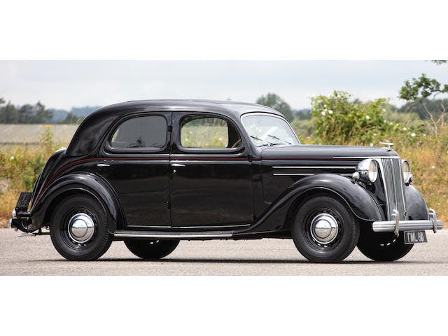 1949 Ford  V8 Pilot Saloon