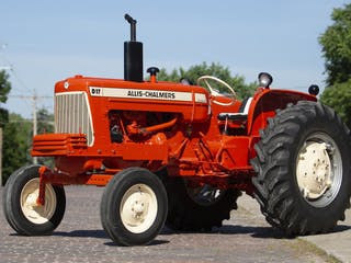 1964 Allis-Chalmers D17 Series 4