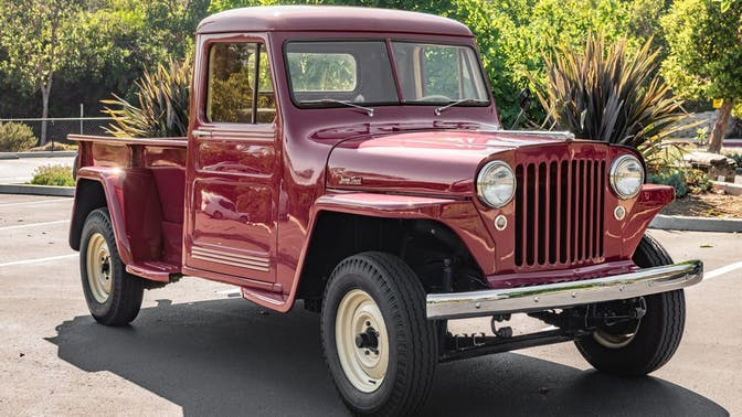 1947 Willys-Overland Jeep Pickup