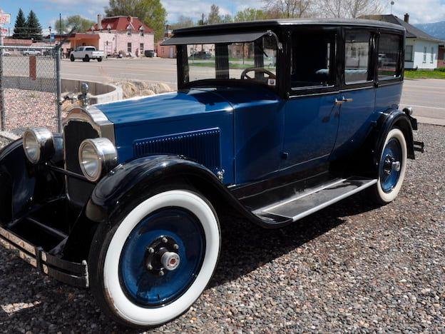 1926 Packard Sedan