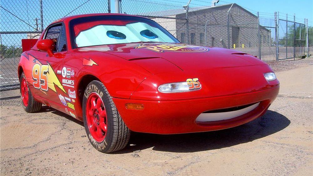 1993 Mazda Miata Custom Convertible