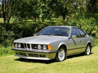 1984 BMW 635CSI