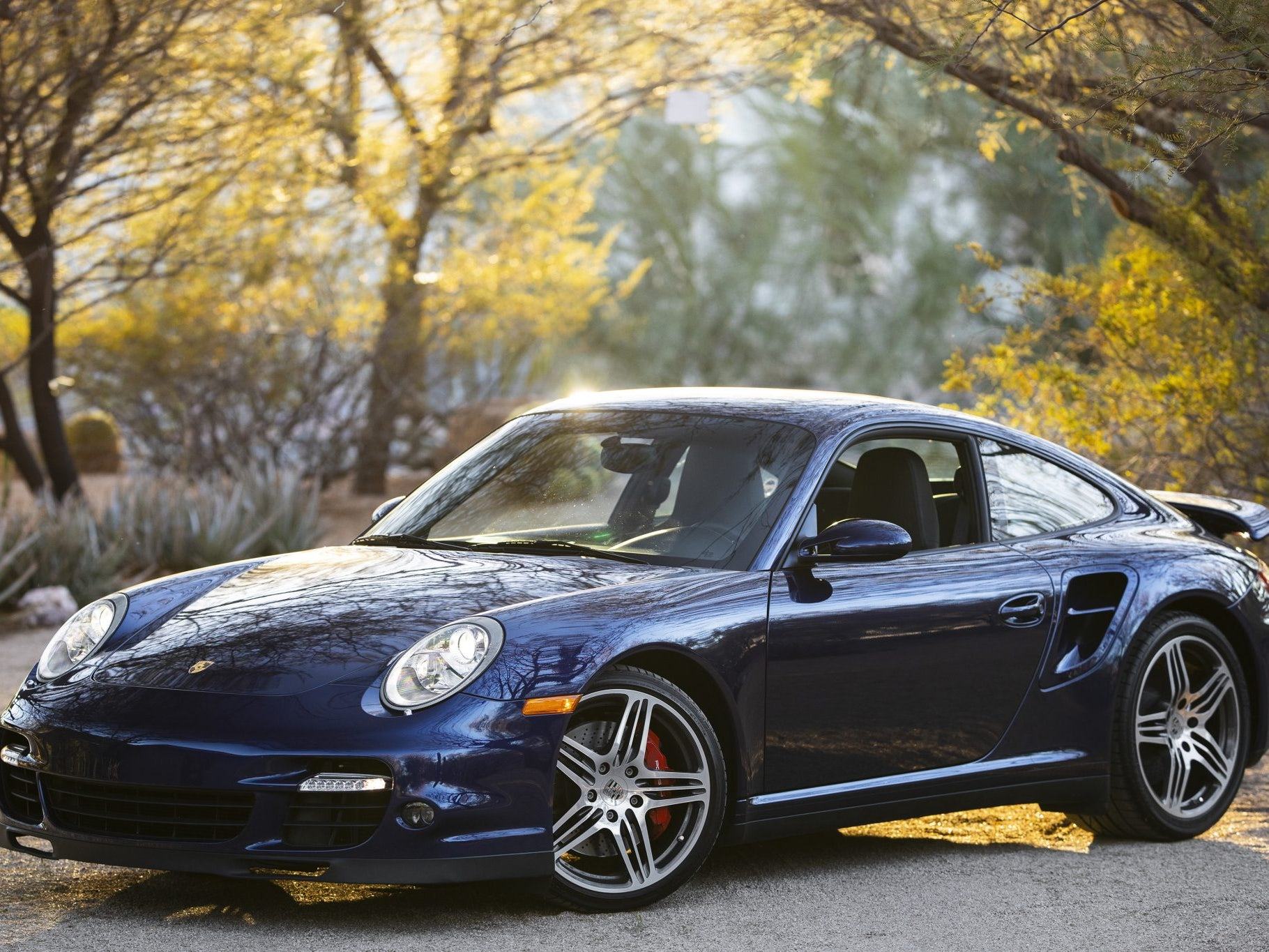 2007 Porsche 911 Turbo Coupe 6-Speed