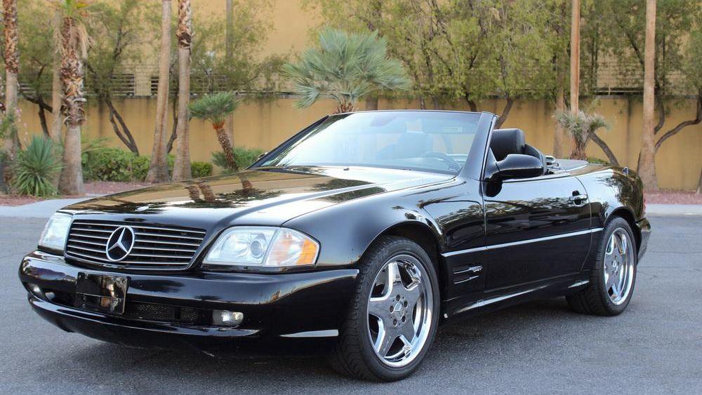 2000 mercedes benz sl500 roadster vin wdbfa68f0yf190053 classic com classic com