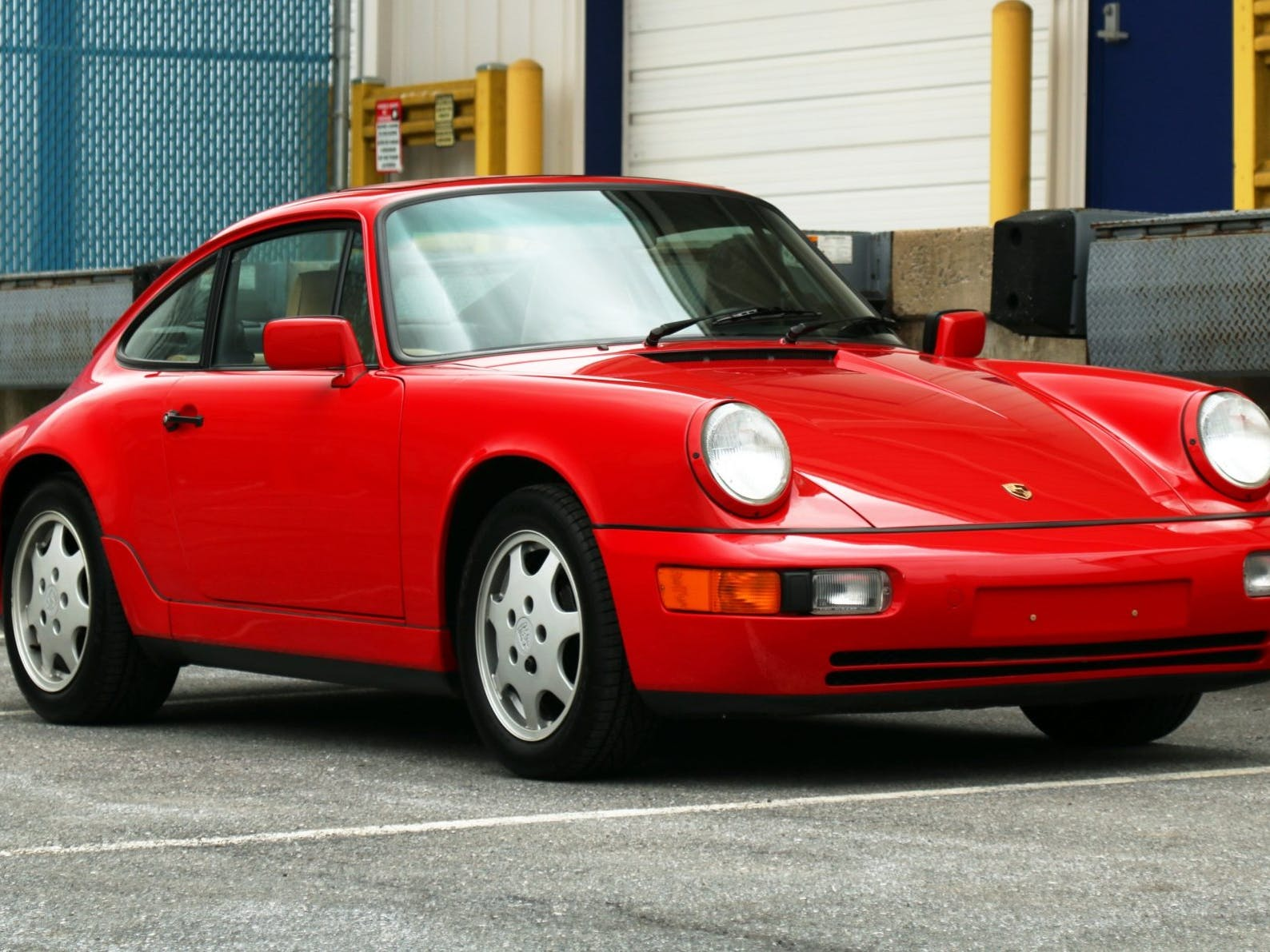 1991 Porsche 911 Carrera 2 Coupe 5-Speed