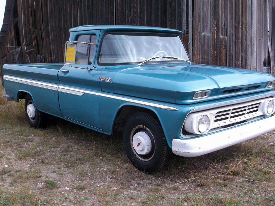 1962 Chevrolet C20 Pickup