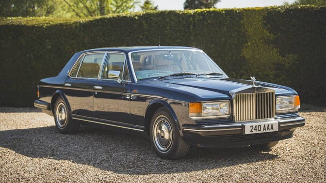 1994 Rolls-Royce Silver Spur 3