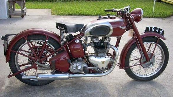 1946 Triumph Speed Twin