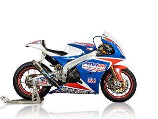 2012 Aprilia Art  1,000cc Grand Prix Racing Motorcycle