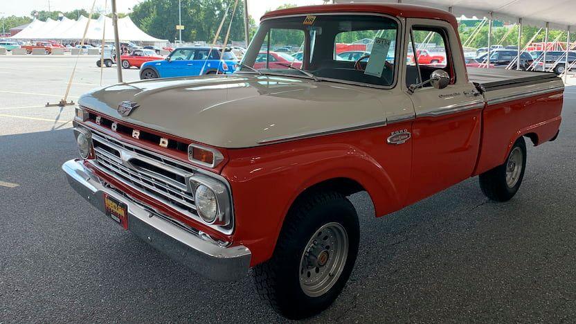 1966 Ford F100 Pickup