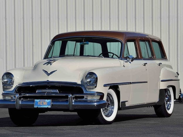 1954 Chrysler New Yorker Town & Country