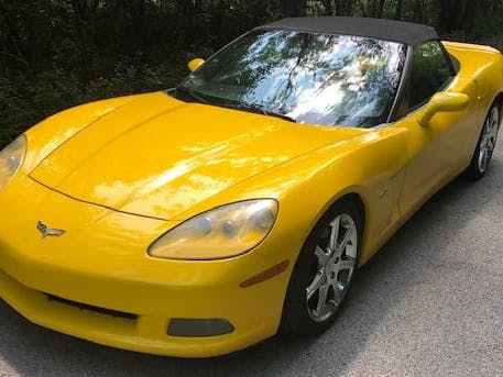 2009 Chevrolet Corvette Hertz Edition
