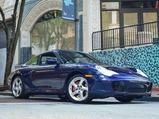 2002 Porsche 996 Carrera 4S 6-Speed
