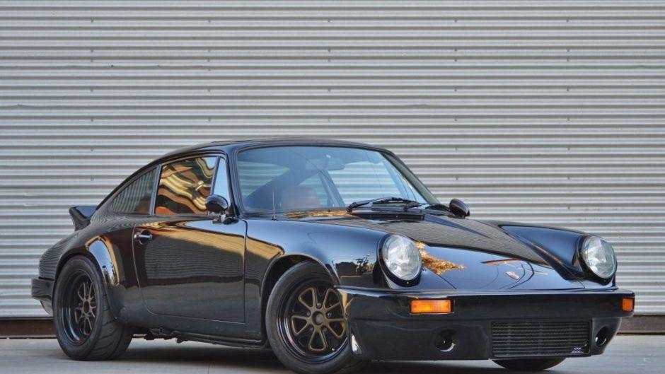 1977 Porsche 911 Coupe