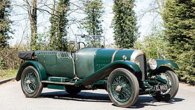 1924 Bentley 3-Litre Speed Model Tourer