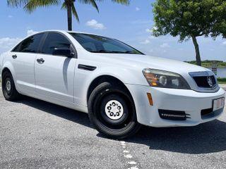 2013 Chevrolet Caprice Police Pursuit Vehicle