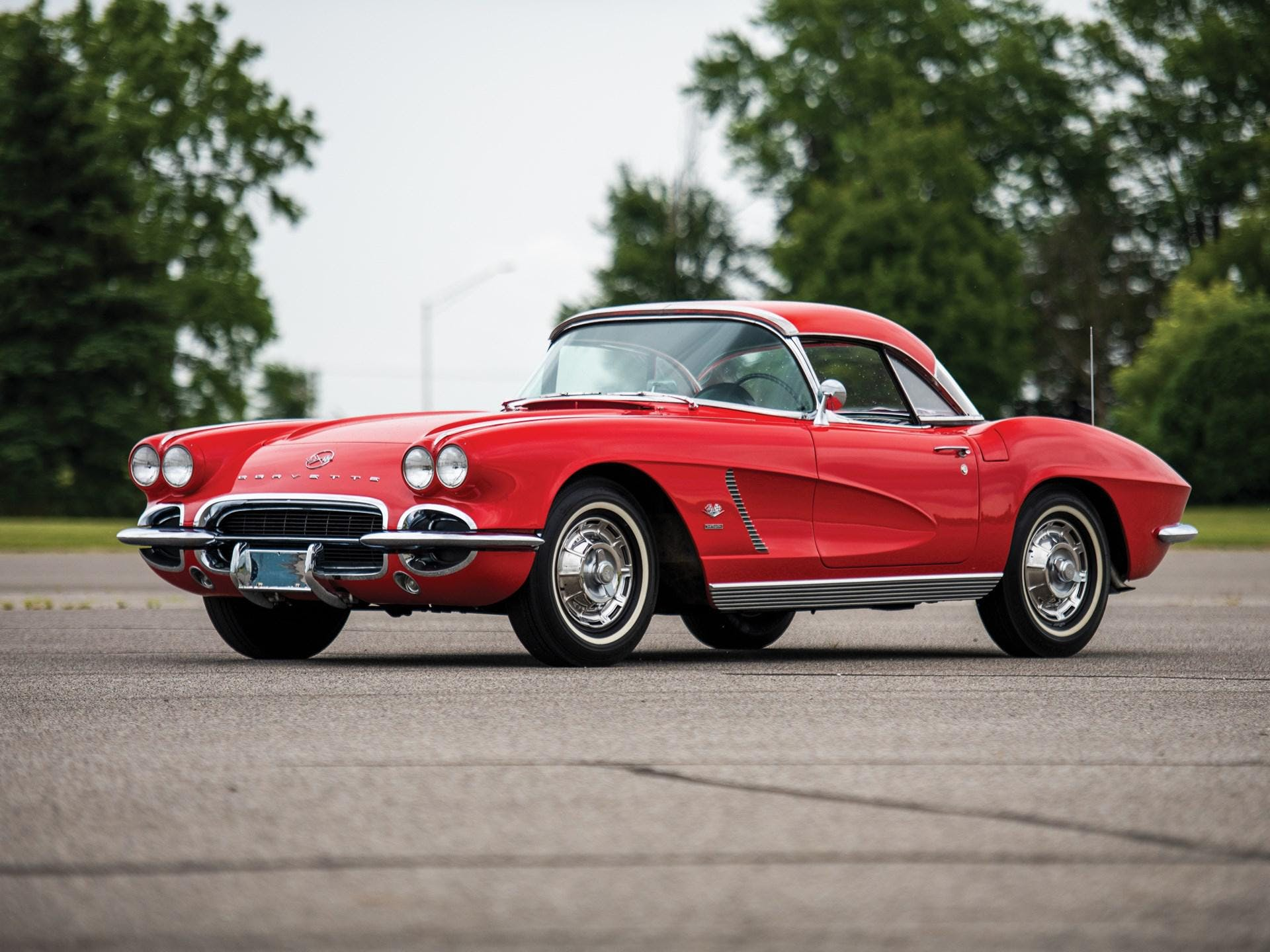 1962 Chevrolet Corvette 'Fuel-Injected'