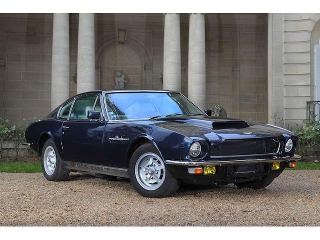 1975 Aston Martin V8 Coupé Classic Com