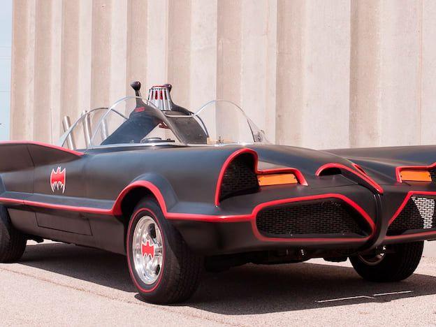 1988 Chevrolet Caprice Batmobile Replica