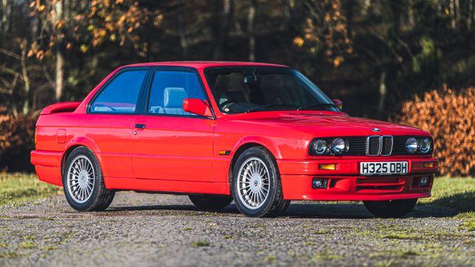 1990 BMW 325i 'M Sport' 2-Door