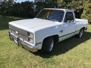 1984 Chevrolet C10 Short Bed Silverado