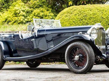 1936 Lagonda LG45  T8 Replica Tourer