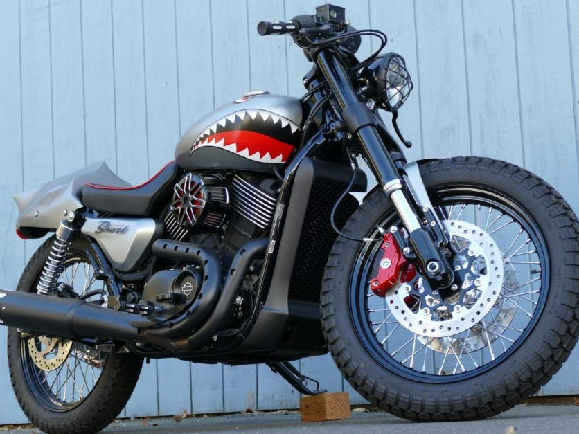 2015 Harley-Davidson Street 750 Custom