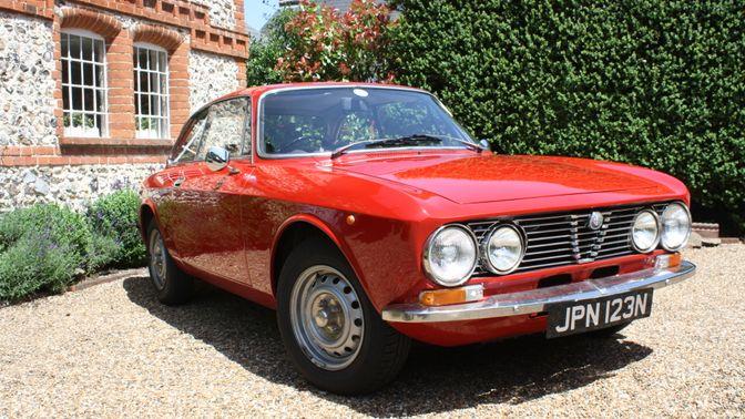 1975 Alfa Romeo 1600 GT Junior
