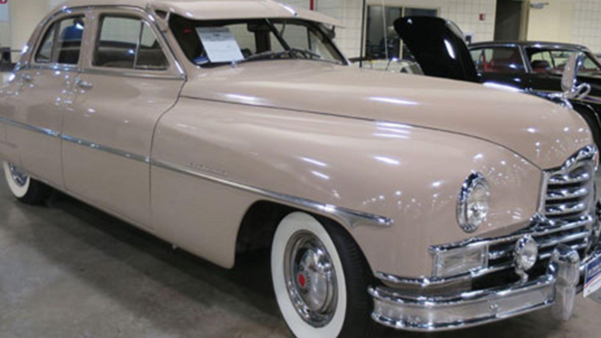 1950 Packard Four-Door