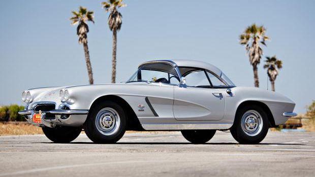 1962 Chevrolet Corvette 327/360 Fuel-Injected Roadster